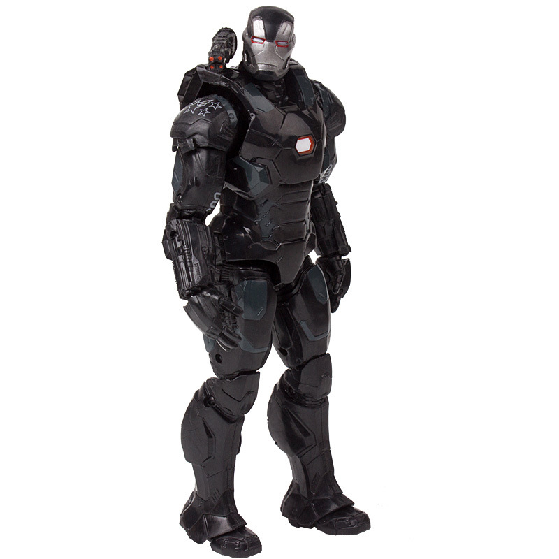 "Disney 7"" PVC Avenger Alliance Anime Series War Machine Model Toy"